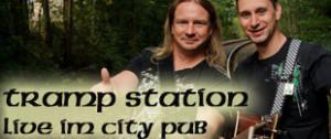tramp-station